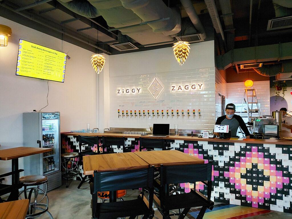 クラフトビール シンガポール