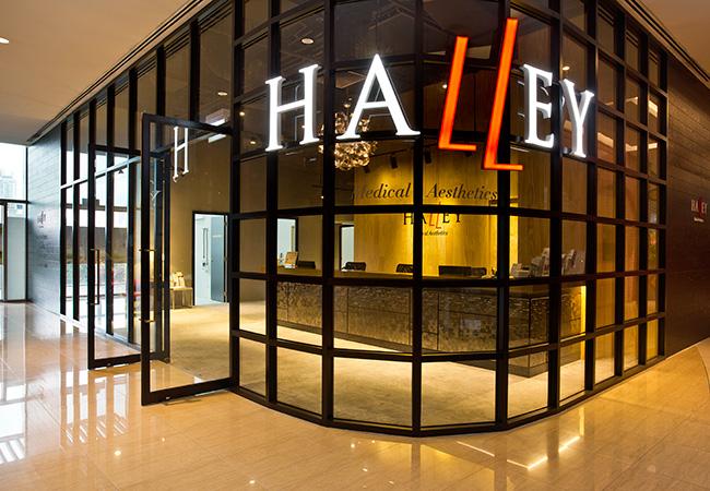 Halley エステ シンガポール