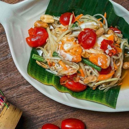 タイ料理 シンガポール